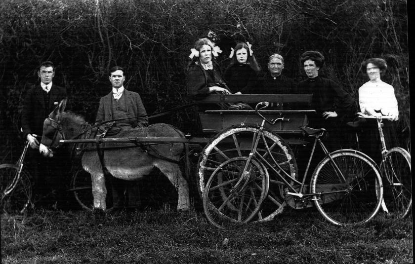 Dempsey family Ireland